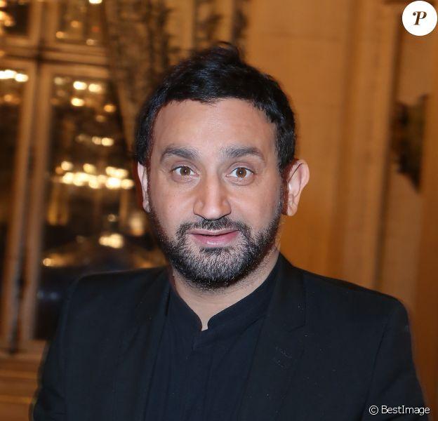 Exclusif - Cyril Hanouna - Soirée annuelle de la FIDH (Federation Internationale des Droits de l'homme) et 65eme anniversaire de la Déclaration universelle des Droits de l'Homme à l'hôtel de Ville de Paris le 10 décembre 2013.