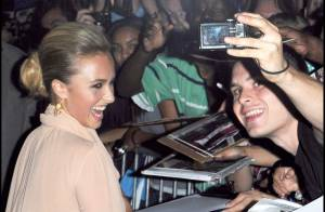 PHOTOS : Hayden Panettiere sublime et... morte de rire !