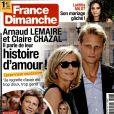 """Cécile de Ménibus s'est confiée au magazine """"France Dimanche"""", daté du 22 août 2014."""
