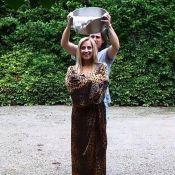 Lara Fabian : Trempée et glacée par son mari, elle relève le défi avec humour