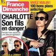 """""""France dimanche"""" du 29 août 2014."""
