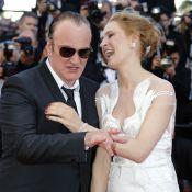 Uma Thurman, amoureuse de Quentin Tarantino ? Sa drôle de réponse...