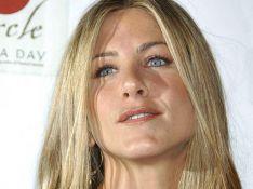 PHOTO : Jennifer Aniston, toute belle dans sa lutte contre le cancer...