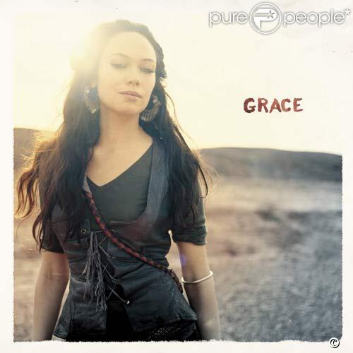 Grace et son album Hall of Mirrors, dans les bacs le 6 octobre 2008