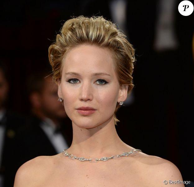 Jennifer Lawrence à Hollywood, le 2 mars 2014.