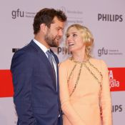 Diane Kruger : Une étoile à Berlin soutenue amoureusement par Joshua Jackson
