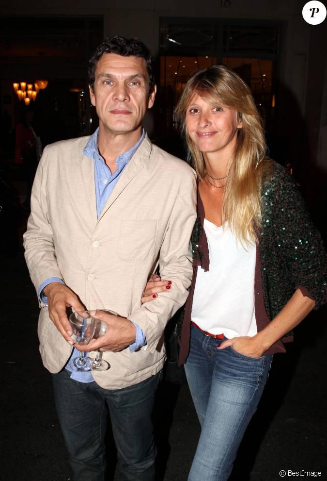 Marc lavoine et sarah paris le 15 septembre 2011 - Marc et sarah lavoine ...