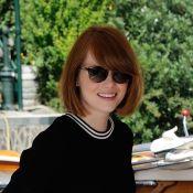 Emma Stone, Katy Perry, Alexa Chung: La frange tendance capillaire de la rentrée