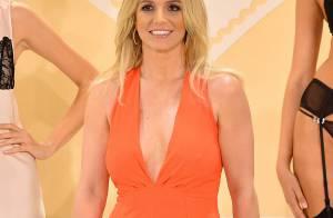 Britney Spears, créatrice de lingerie sexy : La star épanouie malgré la rupture
