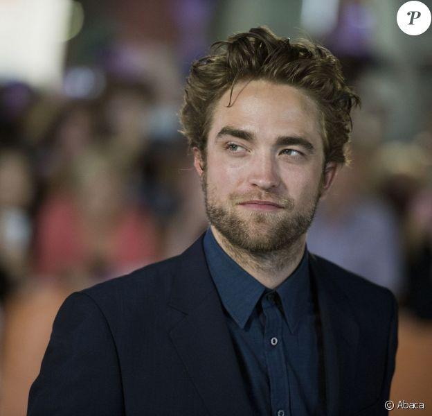 Robert Pattinson lors de l'avant-première du film Maps to the Stars au festival du film de Toronto le 9 septembre 2014
