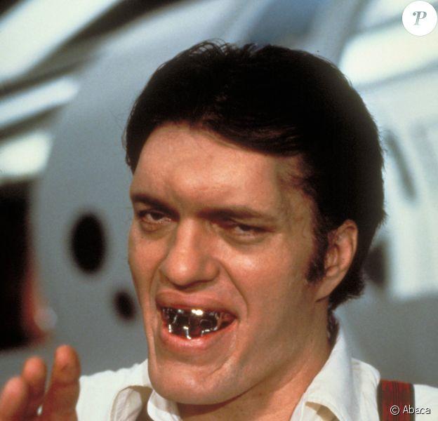 "Richard Kiel, célèbre méchant de James Bond ici dans le film ""Moonraker"" sorti en 1979."