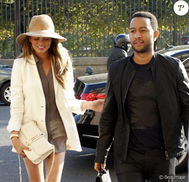 Chrissy Teigen et John Legend : une séance photo très hot