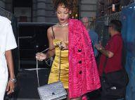 Rihanna : Icône mode sexy et colorée pour conclure la Fashion Week