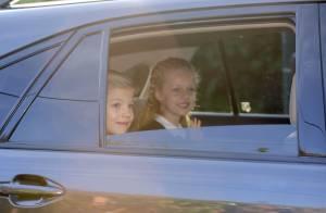 Letizia et Felipe VI d'Espagne : Leonor et Sofia ont fait leur rentrée !