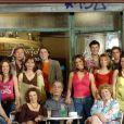 Les comédiens de la saison 10 de Plus belle la vie au grand complet.