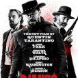 """L'affiche du film """"Django Unchained"""" (2012)"""
