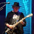 Neil Young lors d'un concert à Cologne, le 13 juillet 2013
