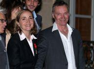 Dominique Blanc, honorée avec son compagnon, face à Edith Cresson en famille