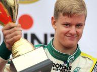 Michael Schumacher : Son fils Mick Junior vice-champion du monde