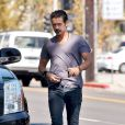 Colin Farrell à Los Angeles, le 12 septembre 2014.