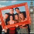 Compilations en 236 secondes des meilleurs moments de la série Friends qui fête ses 20 ans, une rétrospective de Warner Bros. qui distribue les DVD du show