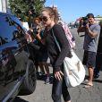 Khloé Kardashian à Los Angeles, le 24 septembre 2014.