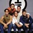 Take That à ses débuts dans les années 1990.