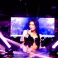 Nathalie dans la finale de Secret Story 8 sur TF1, le vendredi 26 septembre 2014