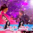 Leila grande gagnante de Secret Story 8 dans la finale de Secret Story 8, le vendredi 26 septembre 2014, sur TF1