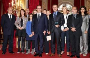 François Hollande et Marc Ladreit de Lacharrière : L'audace toujours à l'honneur