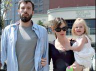 PHOTOS : Ben Affleck, Jennifer Garner et leur fille réunis pour attendre bébé !