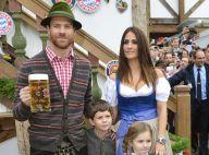 Xabi Alonso et Arjen Robben en famille : Les stars du Bayern fêtent la bière