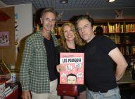Thierry Lhermitte et sa femme Hélène: Heureux et amoureux face à Philippe Vandel