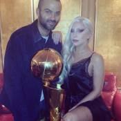 Tony Parker : Titré et tout sourire devant Lady Gaga avant une défaite