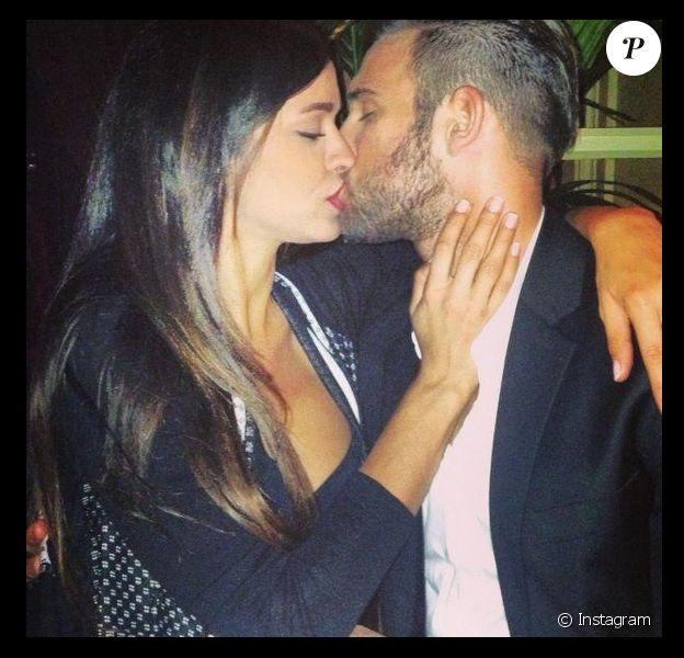Leila et Aymeric de Secret Story 8 : Baiser passionné à l'Hotel Costes à Paris