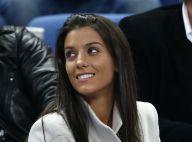 Ludivine Sagna : Belle supportrice des Bleus avec Patrick Bruel et Jamel