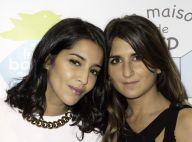 Leïla Bekhti et Géraldine Nakache: Retrouvailles stylées pour un généreux moment