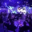 """EXCLUSIF - Diner de charité de l'association """"Sur les bancs de l'Ecole"""" parainée par Leila Bekhti, au Pavillon Gabriel le Lundi 13 Octobre."""