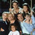 """""""7 à la maison : Barry Watson, Jessica Biel, David Gallagher, Catherine Hicks, Stephen Collins, Beverley Mitchell & MacKenzie Rosman"""""""
