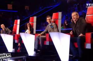 The Voice Kids : Patrick Fiori remplace Garou pour la deuxième saison !