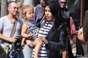 Kourtney Kardashian enceinte : Le sexe de son bébé dévoilé !