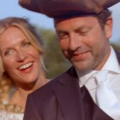 Sandrine Corman : L'animatrice dévoile la vidéo très dansante de son mariage !