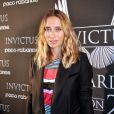 Alexandra Golovanoff - Révélation du gagnant des Invictus Awards Saison 2 par Paco Rabanne au Palais de Tokyo à Paris le 16 octobre 2014