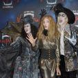 Arielle Dombasle - Générale de la comédie musicale Le Bal des Vampires, au théâtre Mogador à Paris, le 16 octobre 2014