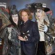 Gwendal Peizerat - Générale de la comédie musicale Le Bal des Vampires, au théâtre Mogador à Paris, le 16 octobre 2014