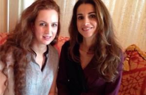 Rania de Jordanie et Lalla Salma du Maroc : Selfie au naturel, ravies aux EAU