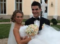 Tony Gallopin et la belle Marion Rousse : Les amoureux du vélo se sont mariés !