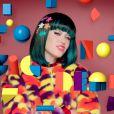 "Image du clip ""This Is How We Do"" de Katy Perry, juillet 2014."