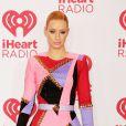 """Iggy Azalea à la soirée """"iHeartRadio"""" au festival de la musique à Las Vegas, le 21 septembre 2014."""
