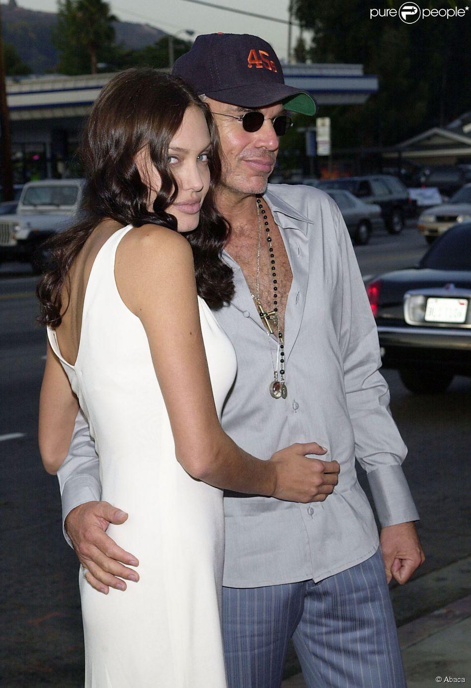 Angelina Jolie et Billy Bob Thornton à Los Angeles le 13 août 2003